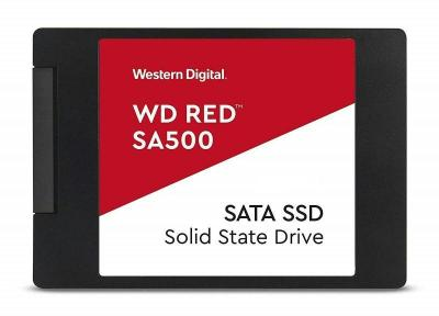 "WSSW- 500GB WD Red SATA3 2,5"" SSD WDS500G1R0A"