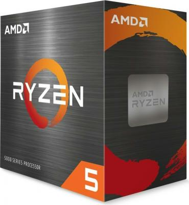 CPA-AMD Ryzen5 5600X 3,7 GHz Box