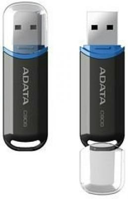 MF032-ADATA 32GB Classic Series C906 black pendrive USB2.0 AC906-32G-RBK