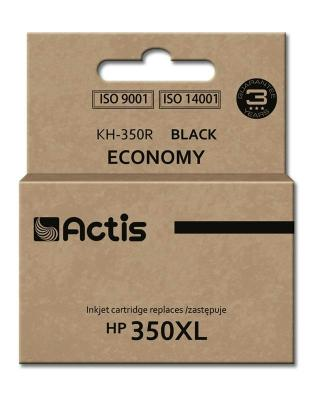 PPA-Actis for HP KH-350R Fekete patron